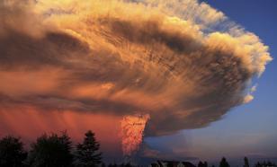 Самое мощное извержение вулкана за последние 2,5 миллиарда лет назвали ученые