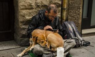 Московских бездомных по-особому поздравят с Новым годом
