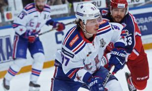 Хоккеист Гусев вернул премию СКА, чтобы уехать в НХЛ