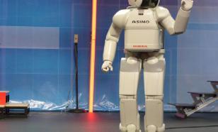 В Японии изобрели робота, который чувствует боль