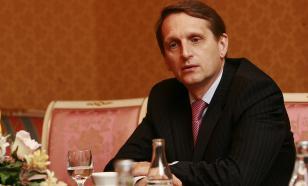 Нарышкин оценил обострение ситуации в Нагорном Карабахе
