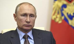 Путин прибыл в Тобольск