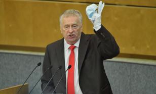 Жириновский нашёл виновников пандемии коронавируса