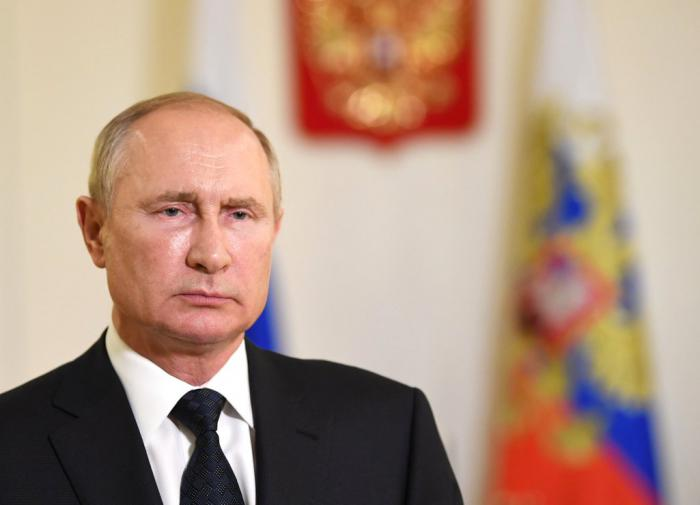 Путин высказался о трагедии в казанской гимназии и дал поручение правительству