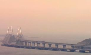 В Крыму назвали мракобесием планы Украины ввести санкции за Крымский мост