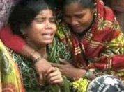 Индиец откусил пятимесячной дочери нос, чтобы она не плакала