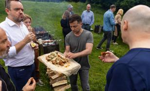 Зеленский поздравил украинских журналистов с их праздником. Но не всех