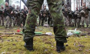 Латвия привлекла спецназ для защиты границы от мигрантов