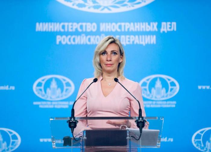 """МИД РФ заявил о связи """"Умного голосования"""" с США"""
