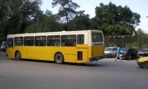 В Америке пассажиров автобуса эвакуировали из-за запаха дезодоранта