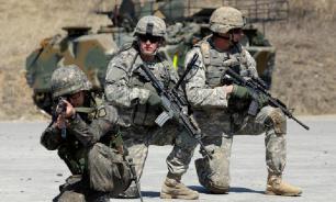 Военные США сбежали с блок-постов на трассе М4 в Сирии