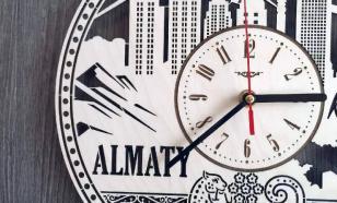 Алмаатинцам дали 72 часа, чтобы вернуться в город