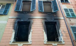 Четыре ребёнка погибли на пожаре в Сибири