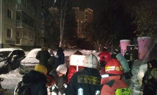 Спасатели продолжают поиск двоих человек под завалами дома в Ногинске