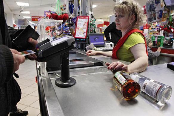В кризис продажи алкоголя выросли на 5%
