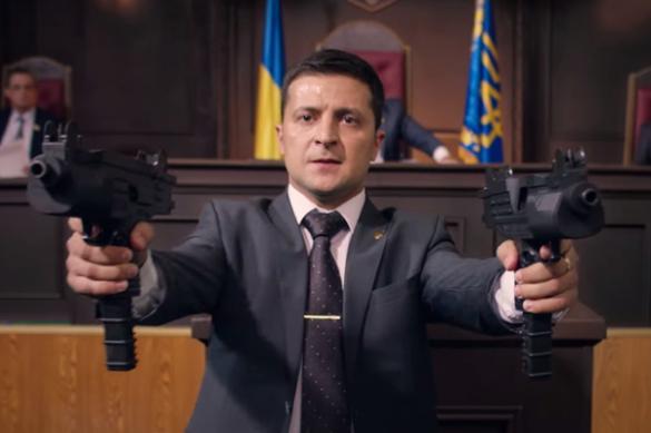 Футболист Мор: на Украине президент клуба выбегал на поле с автоматом
