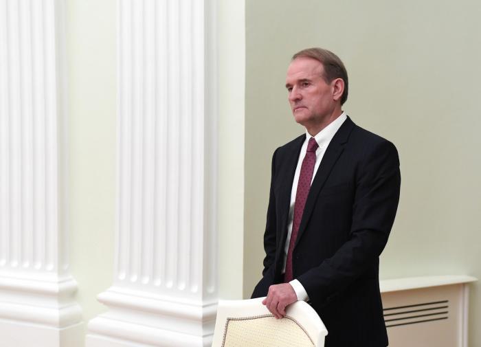 Прокурор попросил для Медведчука два месяца ареста и залог в 300 млн