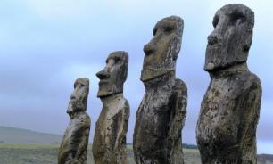 Археологи раскрыли предназначение истуканов на острове Пасхи
