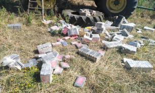 Шесть тонн кокаина изъяла таможня Уругвая