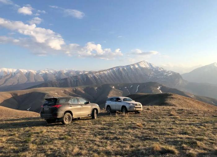 В Чеченской Республике пройдет экстремальная внедорожная экспедиция