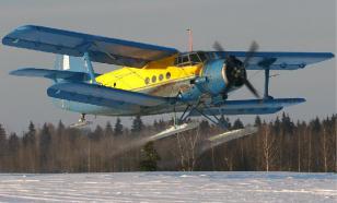 В Бурятии пропал самолет Ан-2 с шестью летчиками на борту