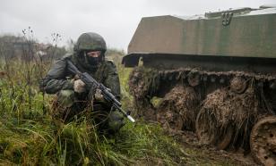 В Сибири военные отработали два новых способа ведения боя