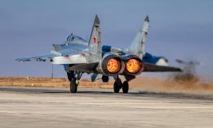 Российский истребитель сопроводил самолёт ВВС Норвегии над Баренцевым морем