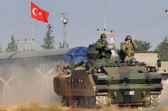 Германия прекратит военные поставки в Турцию из-за операции в Сирии