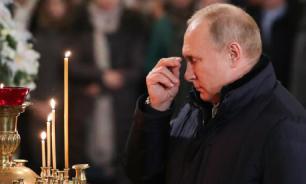 Песков рассказал, чем займется Путин на Пасху