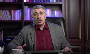 Комаровский рассказал, как избавиться от кашля после COVID-19