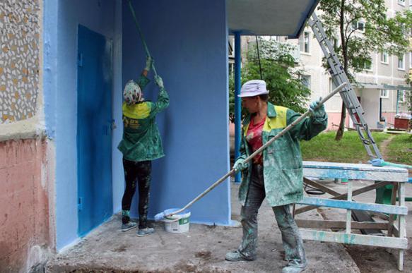 ВЦИОМ: 60% россиян устраивает качество услуг ЖКХ