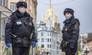 В Москве заблокировали 554 пропуска у нарушителей карантина