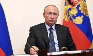 Путин назвал Лазутину кумиром молодёжи
