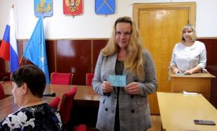 Собчак взяла интервью у уборщицы, выигравшей выборы главы сельсовета