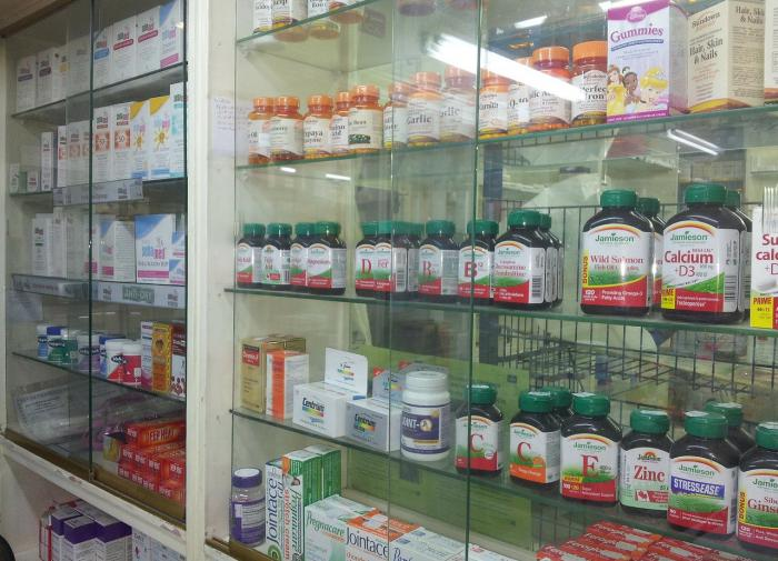 Московские аптеки начали продавать лекарства по QR-коду