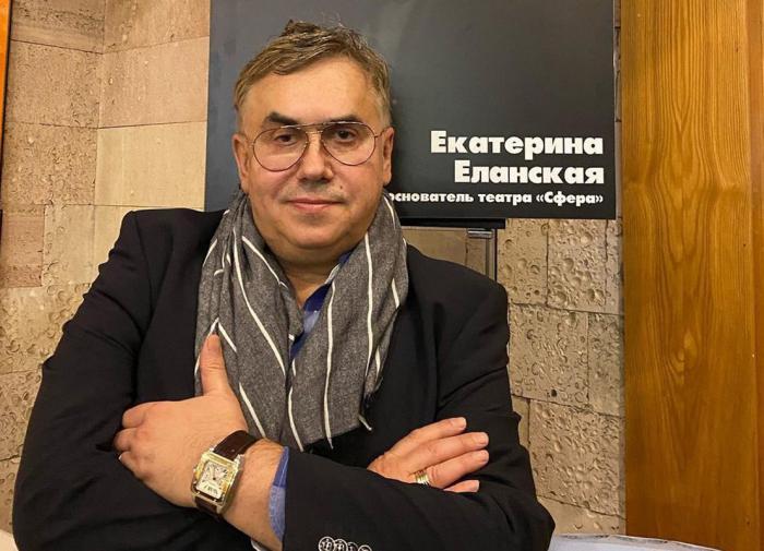"""Садальский объяснил, почему Дроздова уволилась изтеатра """"Современник"""""""