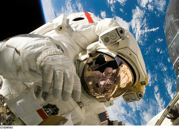 В российском модуле на МКС сработала пожарная сигнализация