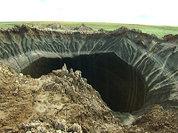 Север России превращается в Луну