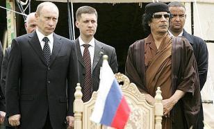 При Каддафи Ливия стала изгоем даже в арабском мире