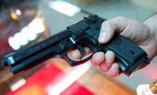 Незнакомый мужчина выстрелил в ребенка во время ссоры с его матерью