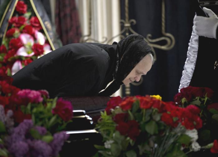 Польша прощается с жертвами авиакатастрофы под Смоленском