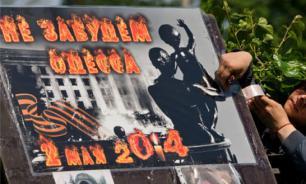 Украина не хочет, чтобы мир узнал правду об Одессе