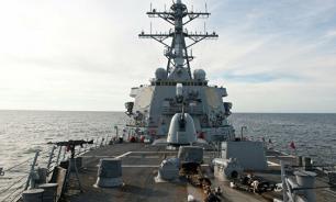 В США объяснили, зачем американский эсминец вошел в Черное море