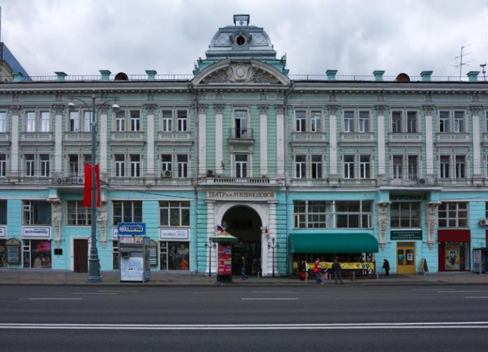 Театр Ермоловой закрыли на карантин из-за COVID-19