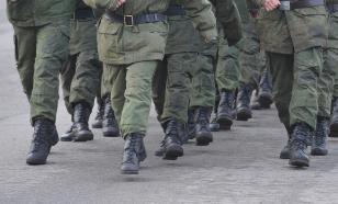 Убивший трёх сослуживцев в Воронеже скрылся с места преступления