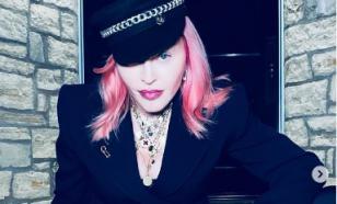 Мадонна заказала пуховик и футболку в России