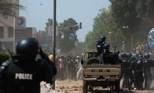СМИ: В Буркина-Фасо арестованы президент и кабмин