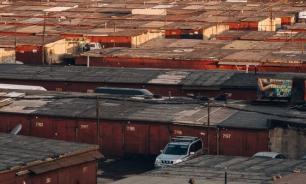 В Брянске в гараже найдено забетонированное в пол тело мужчины