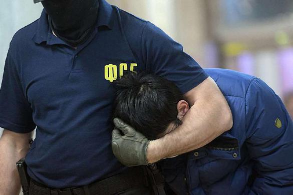 В Крыму спецы ФСБ задержали боевика украинского нацбатальона