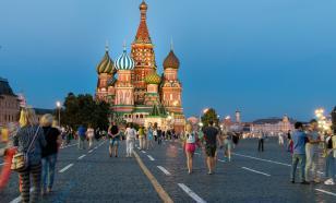 """В Москве разработали проект для туриндустрии """"Привет, Москва!"""""""